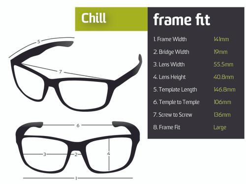 1b469959c3 ... Spotters Chill Gloss Matte Black Hybrid Crown Glass Lens Sunglasses ...
