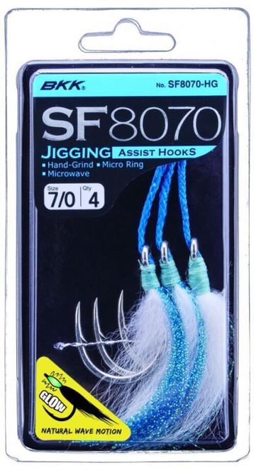 BKK SF8070 HG Jigging Assist Hooks