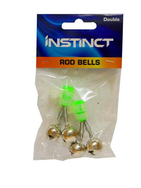 Instinct Rod Bell Double - 2 Pack