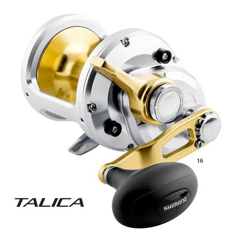 Shimano Talica 16 Overhead Game Reel