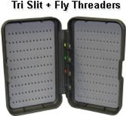 X Factor Pro Series 6 Tri Slit + Fly Threaders Fly Box