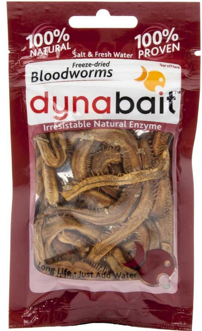 Dynabait Freeze-Dried Bloodworms
