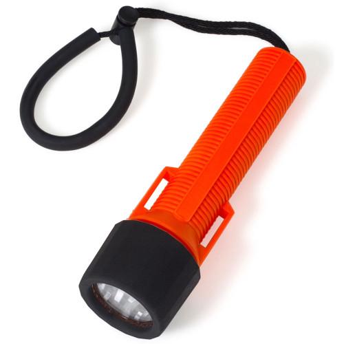Tektite Expedition Star Dive Torch Orange