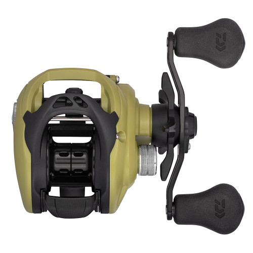 Daiwa Fuego CT Native Custom Baitcast Reel