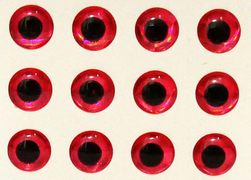 """Wapsi Hologram Eyes - Red 1/4"""""""