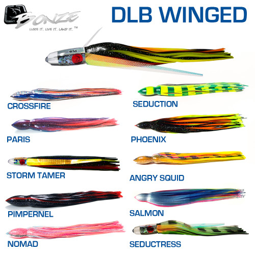 Bonze Skirts - DLB Winged