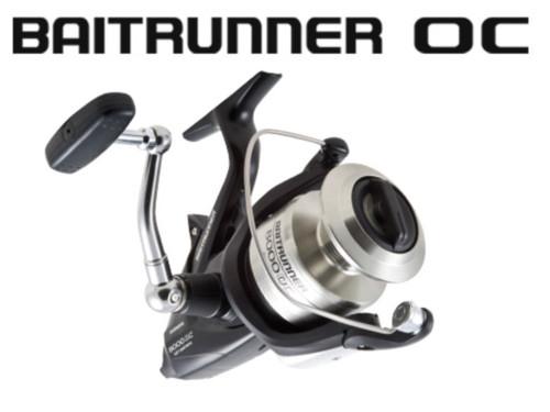 Shimano Baitrunner OC 8000 Spinning Reel