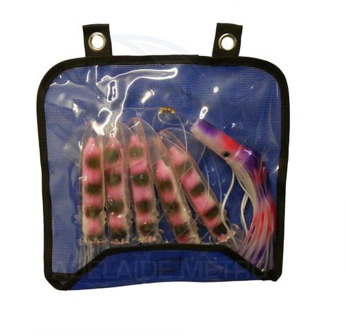 Buku Teaser - Daisy Chain Teaser 9 Inch Squid - Pink/Black
