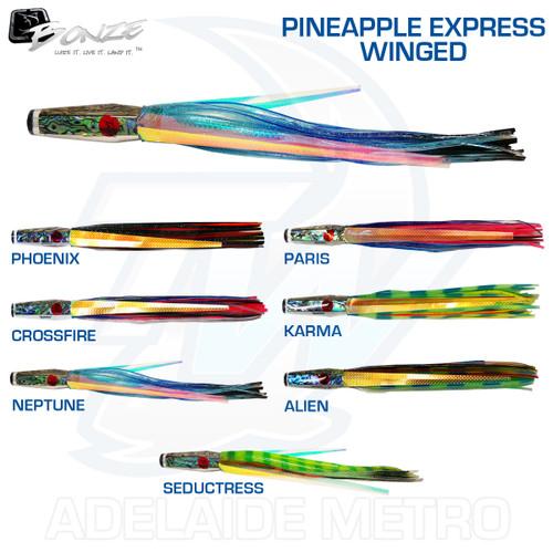 Bonze Skirts - Pineapple Express Winged