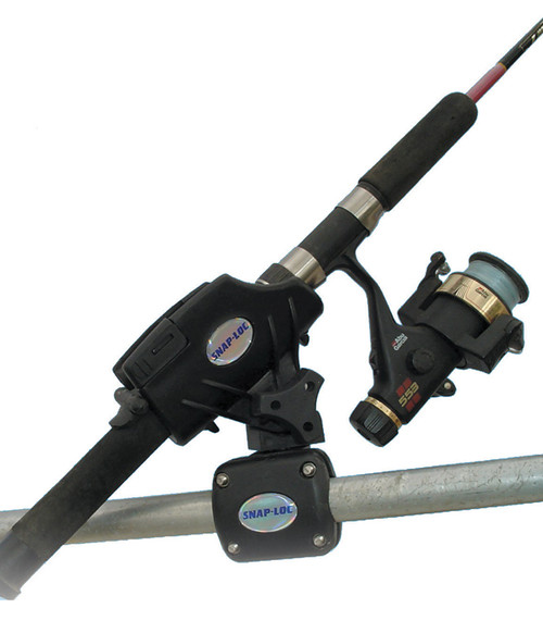 Snap-Loc Boat Rod Holder