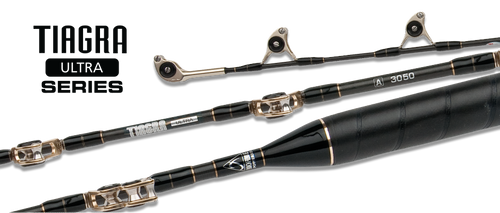 Shimano Tiagra Ultra Overhead 30-50 Single Butt Game Rod