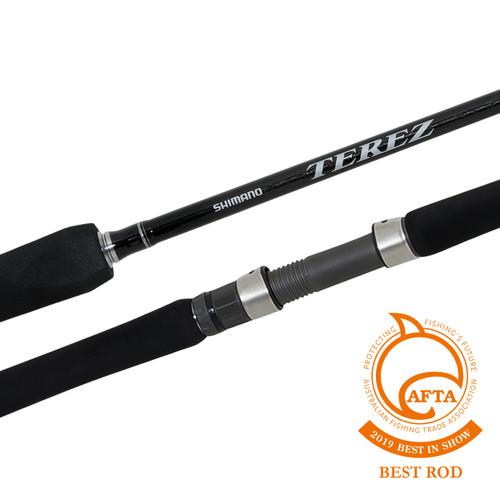 Shimano Terez JDM 2019 Overhead Rod