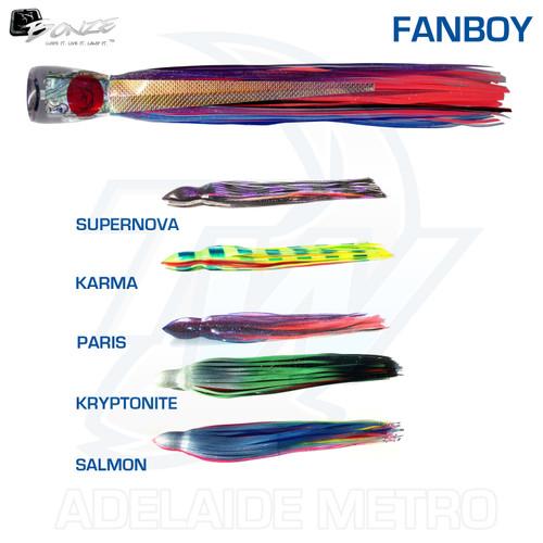 Bonze Skirts - Fanboy Winged