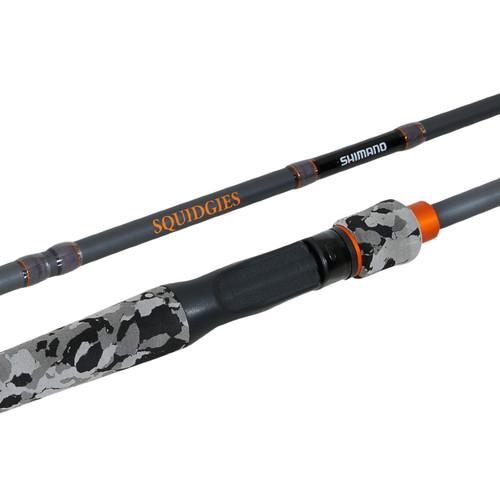 Shimano Squidgies Baitcast Rod