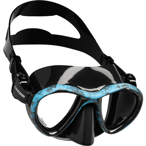 Cressi Metis Mask Blue Hunter