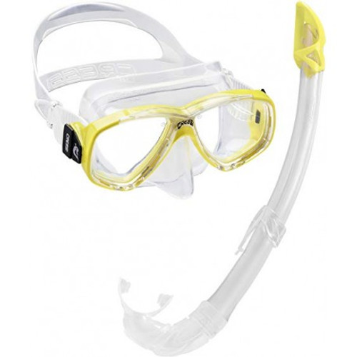 Cressi Perla Mare JR Mask Snorkel Set