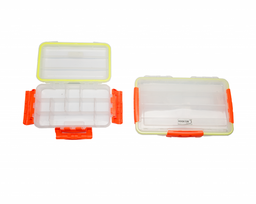 Hook'em Small Waterproof Tackle Box