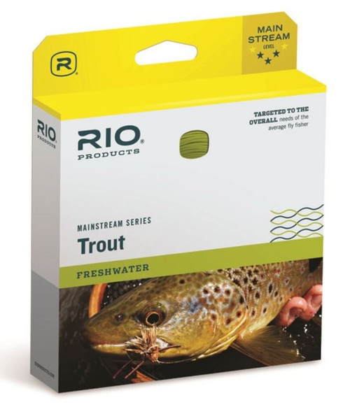 Rio Freshwater Mainstream Trout DT Fly Line