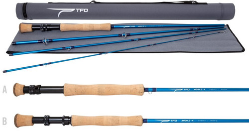 TFO Axiom II-X Fly Rods