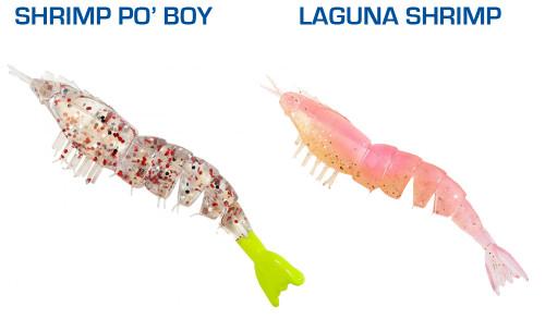 Zman 3.5 Inch EZ Shrimp Unrigged