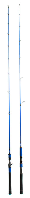 Abu Garcia Volatile 601H Baitcast Rod