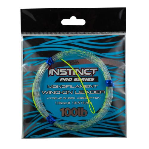 Instinct Pro Series Wind-on Leader Mono