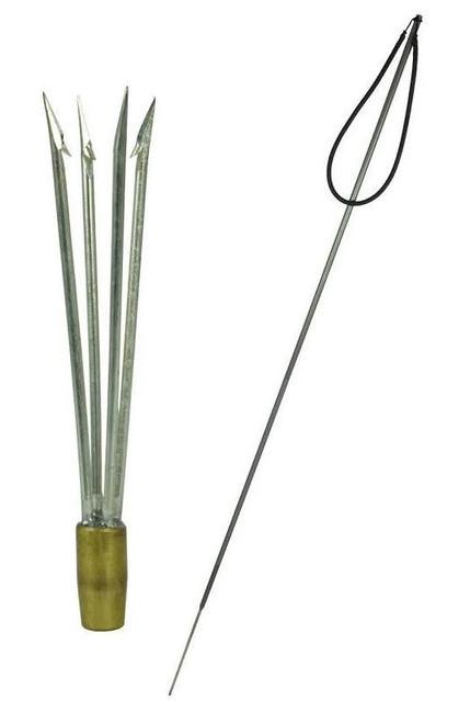 Cressi 1 Piece Aluminium Hand Spear