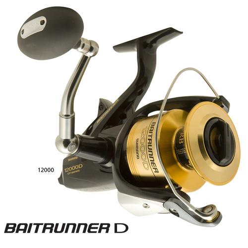 Shimano Baitrunner D 8000 Spinning Reel
