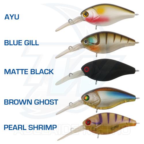 Fishcraft Crank Snr Dr 48mm