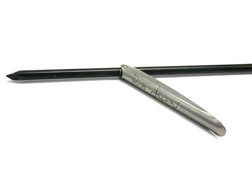 Rob Allen Spear Gun Shaft D/Notch 6.6mm x 1.3m