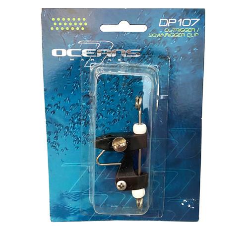 Oceans 7 Outrigger / Downrigger Clip DP107