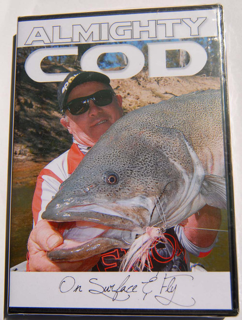 Almighty Cod On Surface and Fly