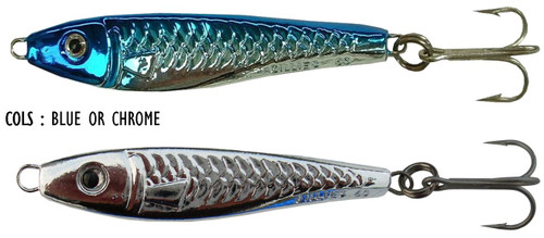 JM Gillies Pilchard Metal Lure