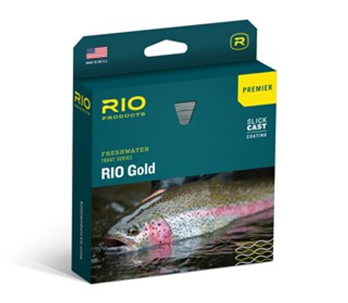 Rio Premier Gold Freshwater Fly Line