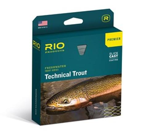 Rio Premier Technical Trout DT Fly Line