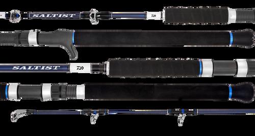 Daiwa 20 Saltist Hyper Overhead Rods