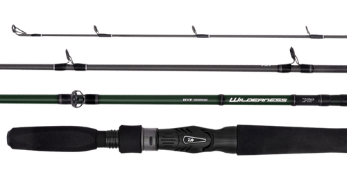 Daiwa 20 Wilderness Travel Rod