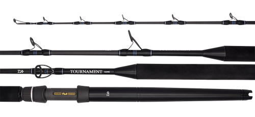 Daiwa 20 Tournament Game Overhead Rods