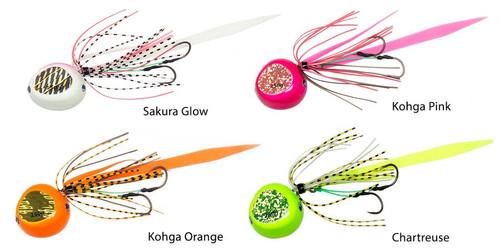 Daiwa Kohga Bay Rubber Free 60g