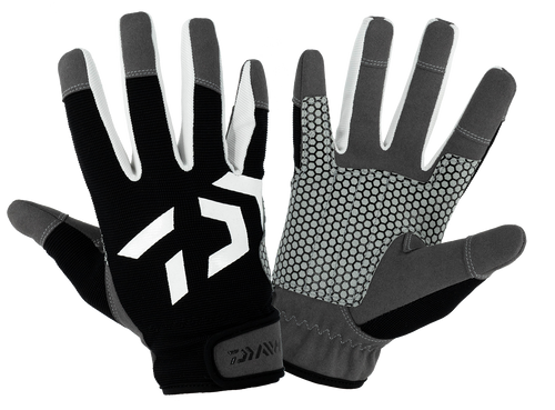Daiwa Offshore Glove - Black