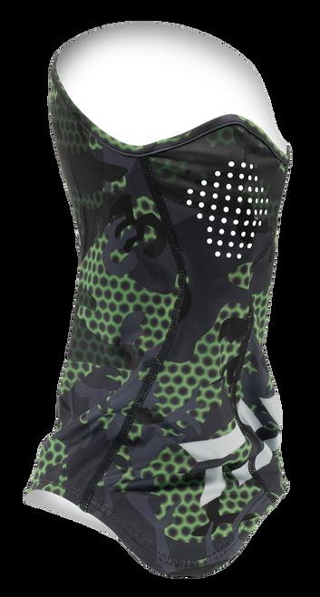 Daiwa Face and Neck Shield - Dark Green