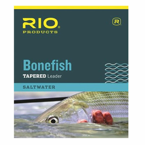 Rio Bonefish Knotless Tapered Leader