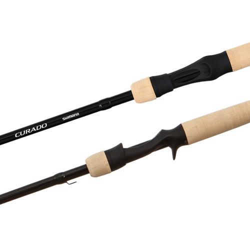 Shimano Curado 2020 Baitcast Rod