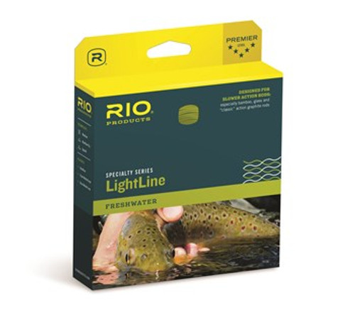Rio Light Line DT Freshwater Fly Line