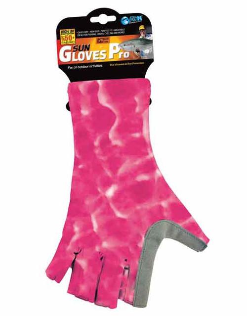 AFN Sun Glove Pro Water Pink