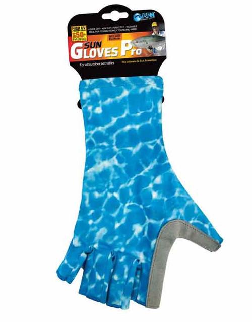 AFN Sun Glove Pro Water Blue