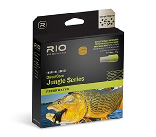 Rio DirectCore Jungle Series F/I Fly Line
