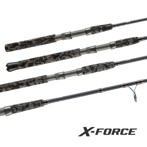 Jarvis Walker X-Force Spinning Rods