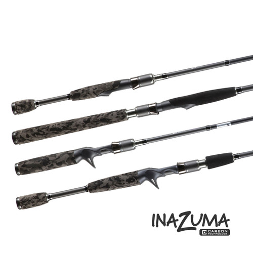 Rovex Inazuma Baitcast Rods