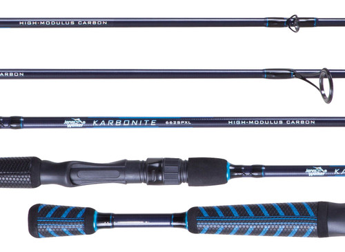 Jarvis Walker Karbonite Spinning Rod